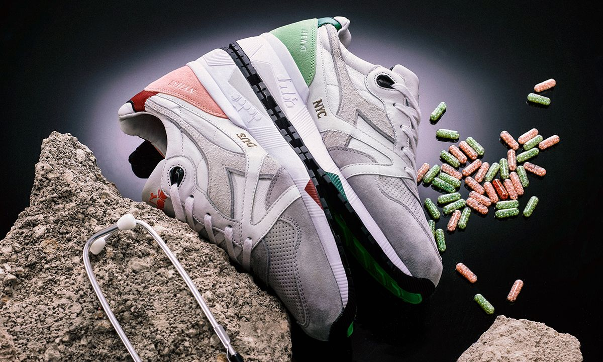 Afew Services NYC's Sneaker Addiction With Exclusive Diadora N9000