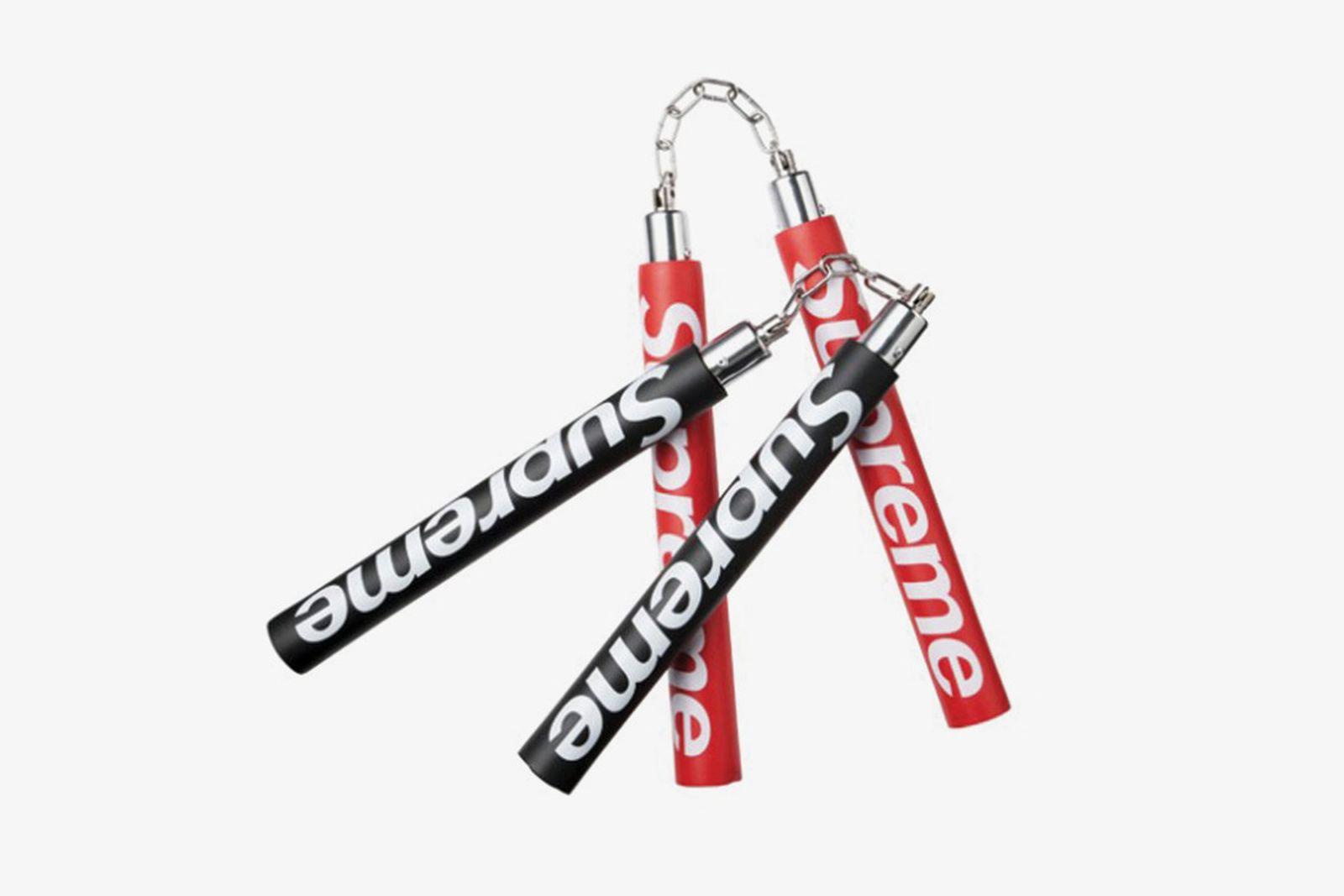 supreme accessories nunchucks