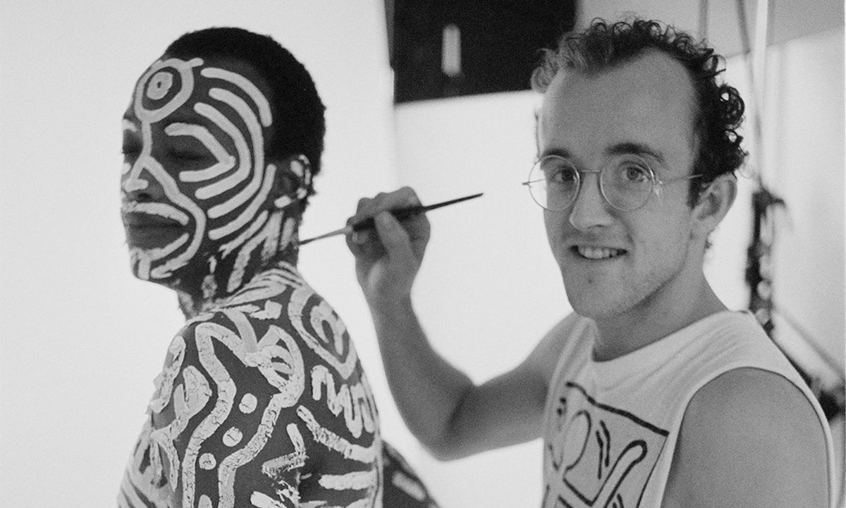 A Keith Haring Mural Is Expected to Auction For up to $5 Million
