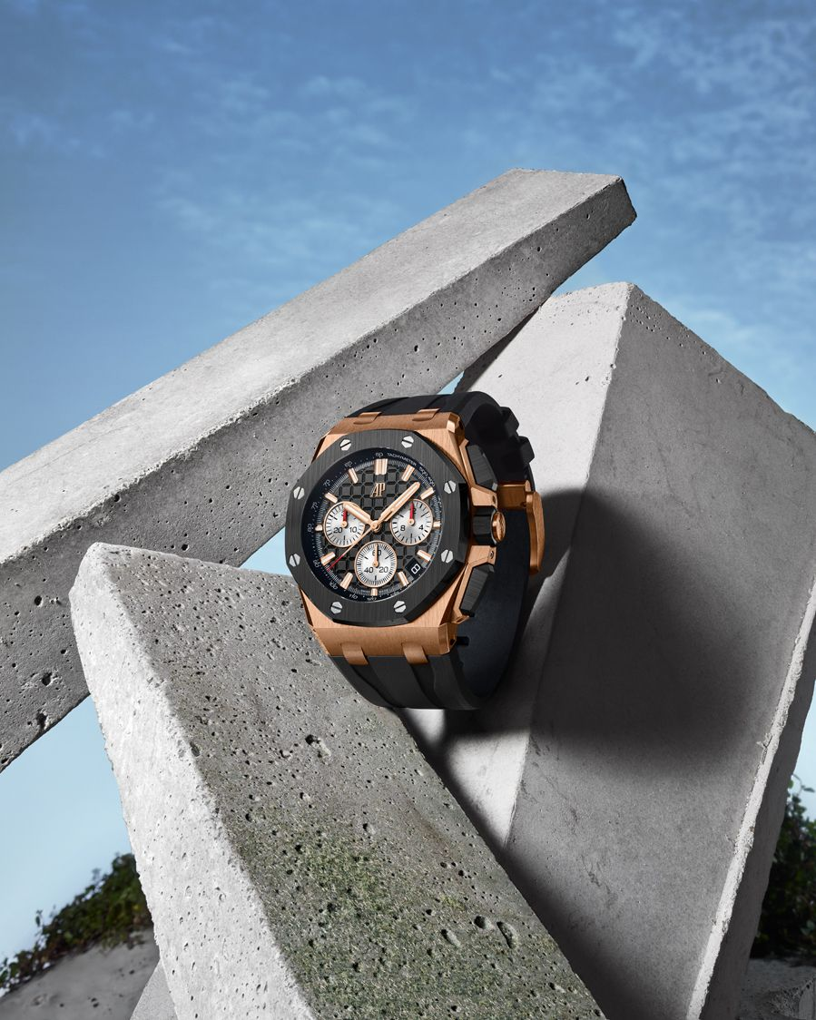 Audemars Piguet Is (Gently) Reinventing the Royal Oak Offshore