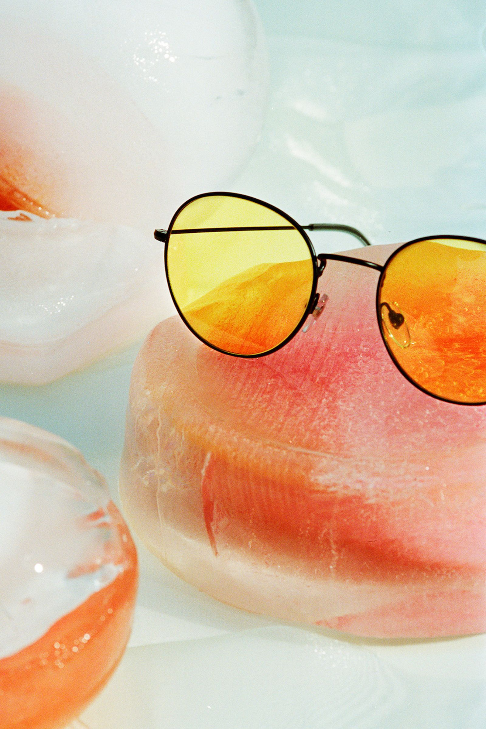 retrosuperfuture metal sunglasses