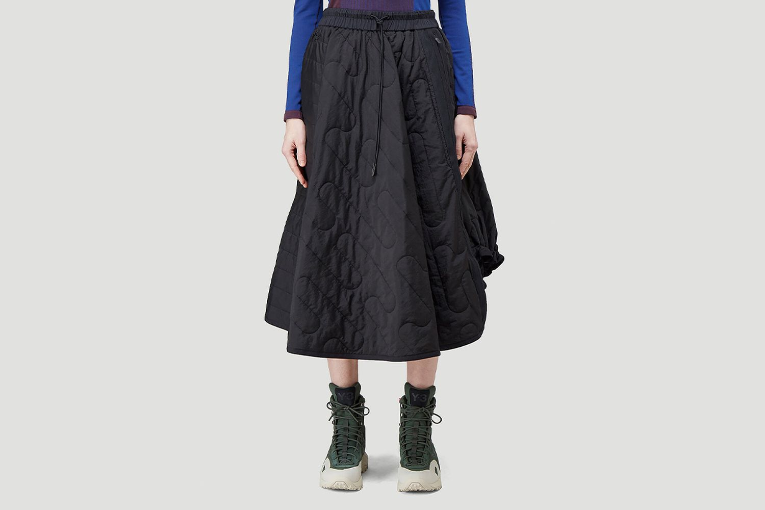CH2 Cloud Quilted Skirt