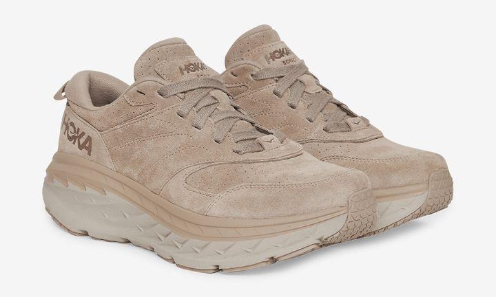 suede sneakers