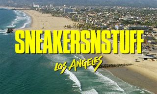 Sneakersnstuff Opening New Los Angeles Flagship Store