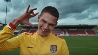 slowthai gorgeous video