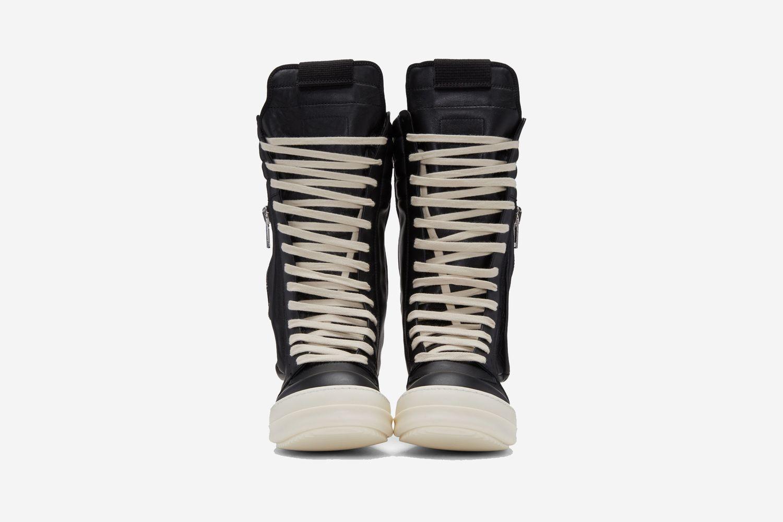 Cargobasket High Top Sneaker