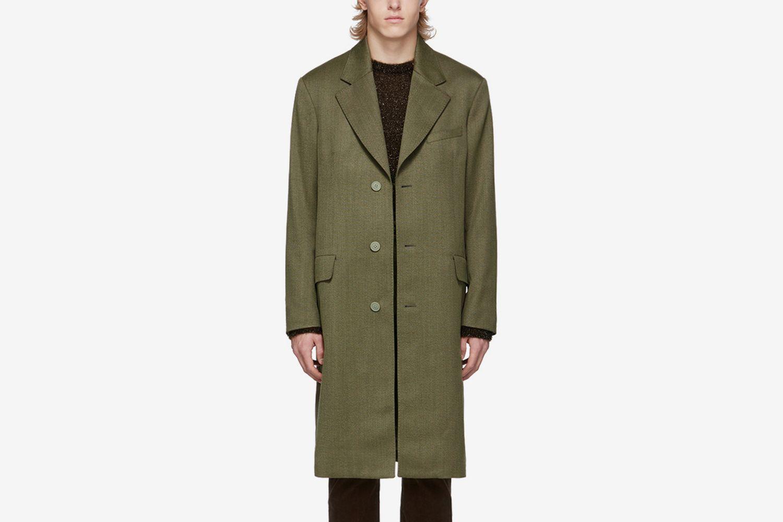 Wool Dolphin Coat