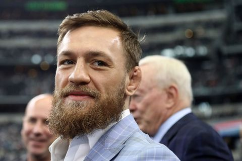 conor mcgregor roasted online terrible pass nfl game Dalls Cowboys