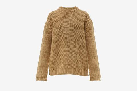 Chunky Gauge Wool Sweater