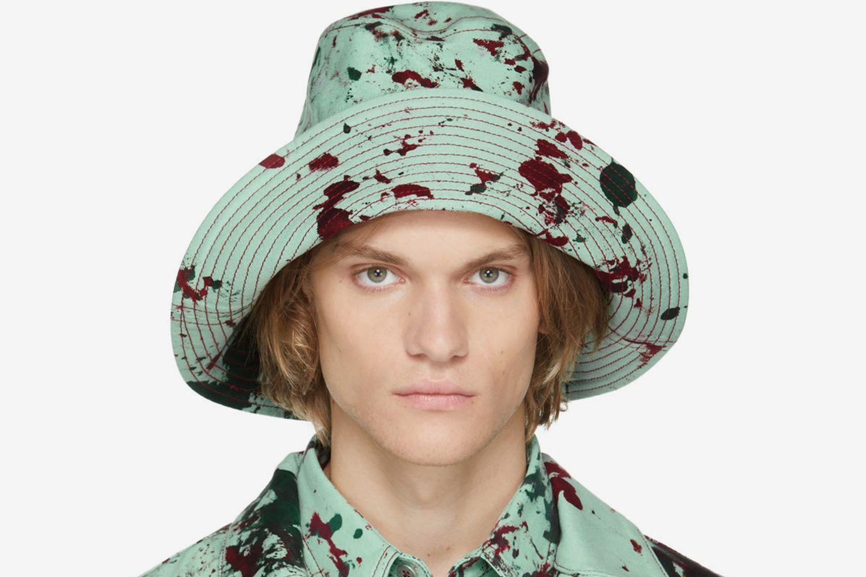 Hand-Dyed MPM SOTO Bucket Hat