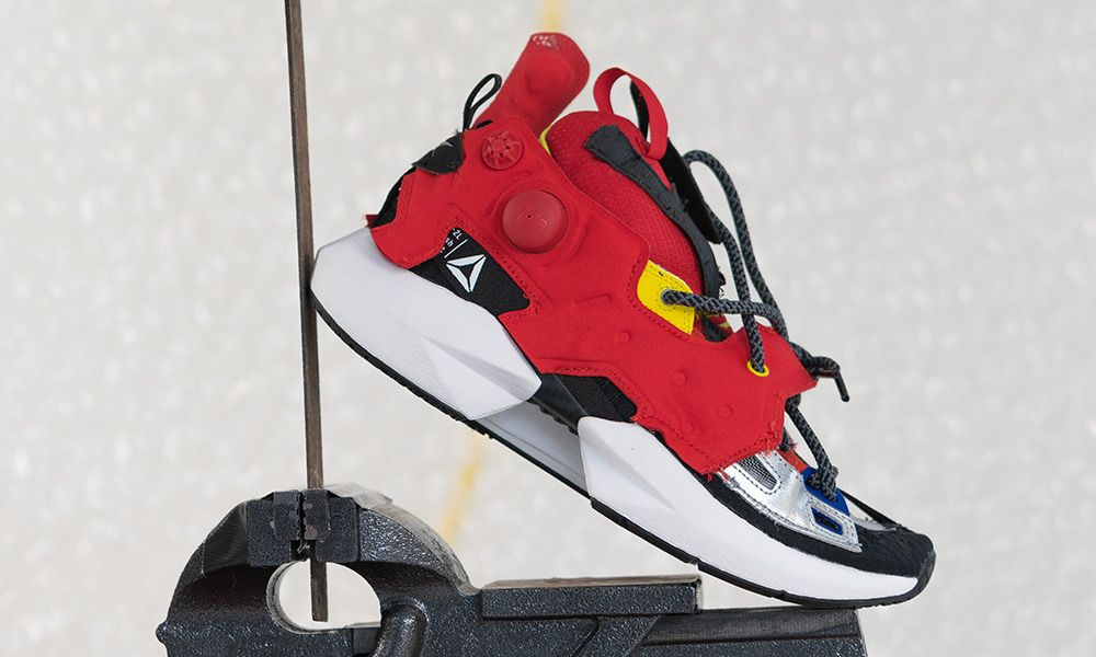 Advanced Concepts Reebok Sole Fury: Official Release Information