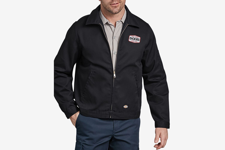 Exclusive Unlined Eisenhower Jacket