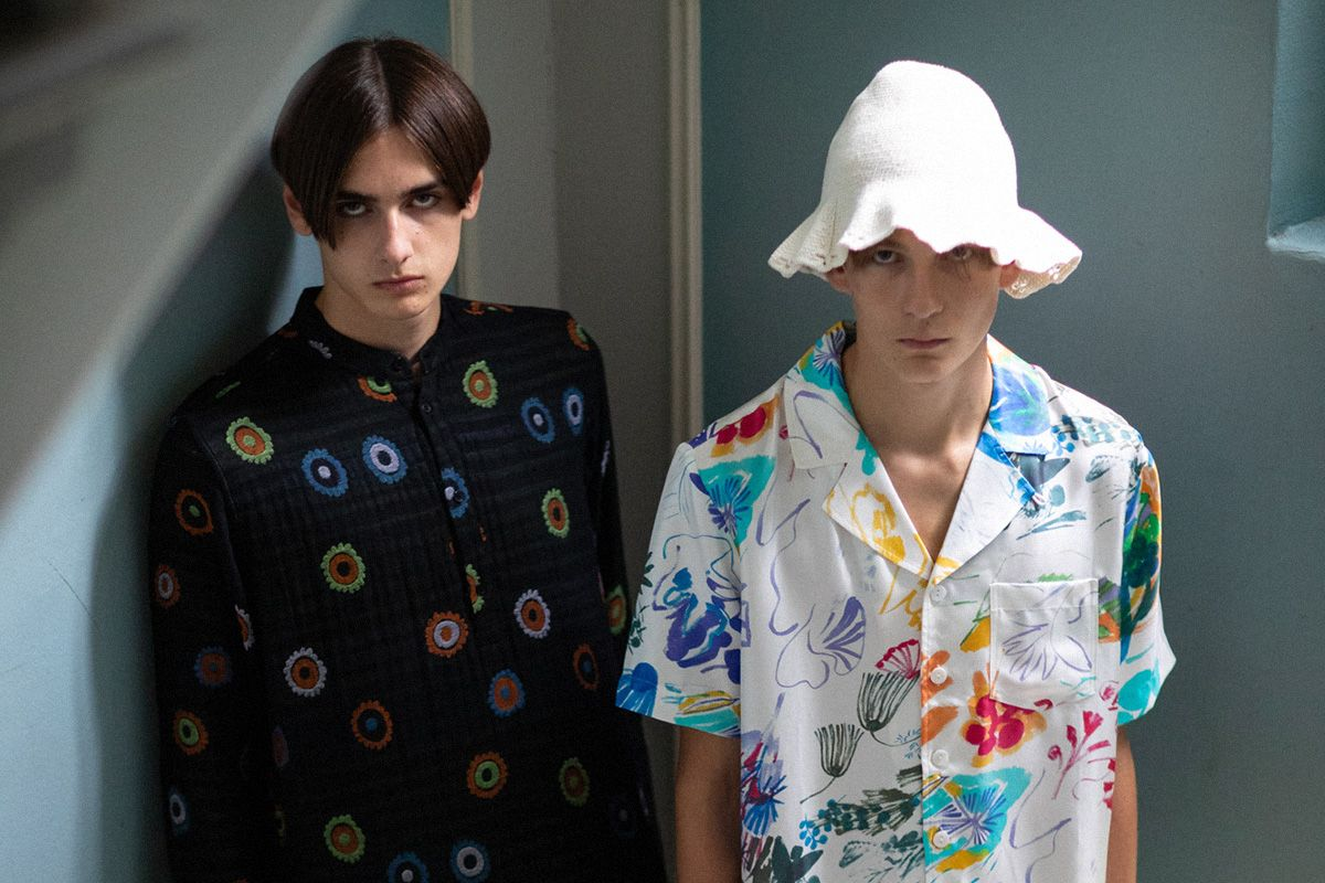 At Copenhagen Fashion Week, Menswear Headed Into a New Era