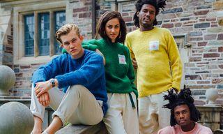 "Rowing Blazers & J. Press Drop Colorful ""Shaggy Dog"" Sweaters"
