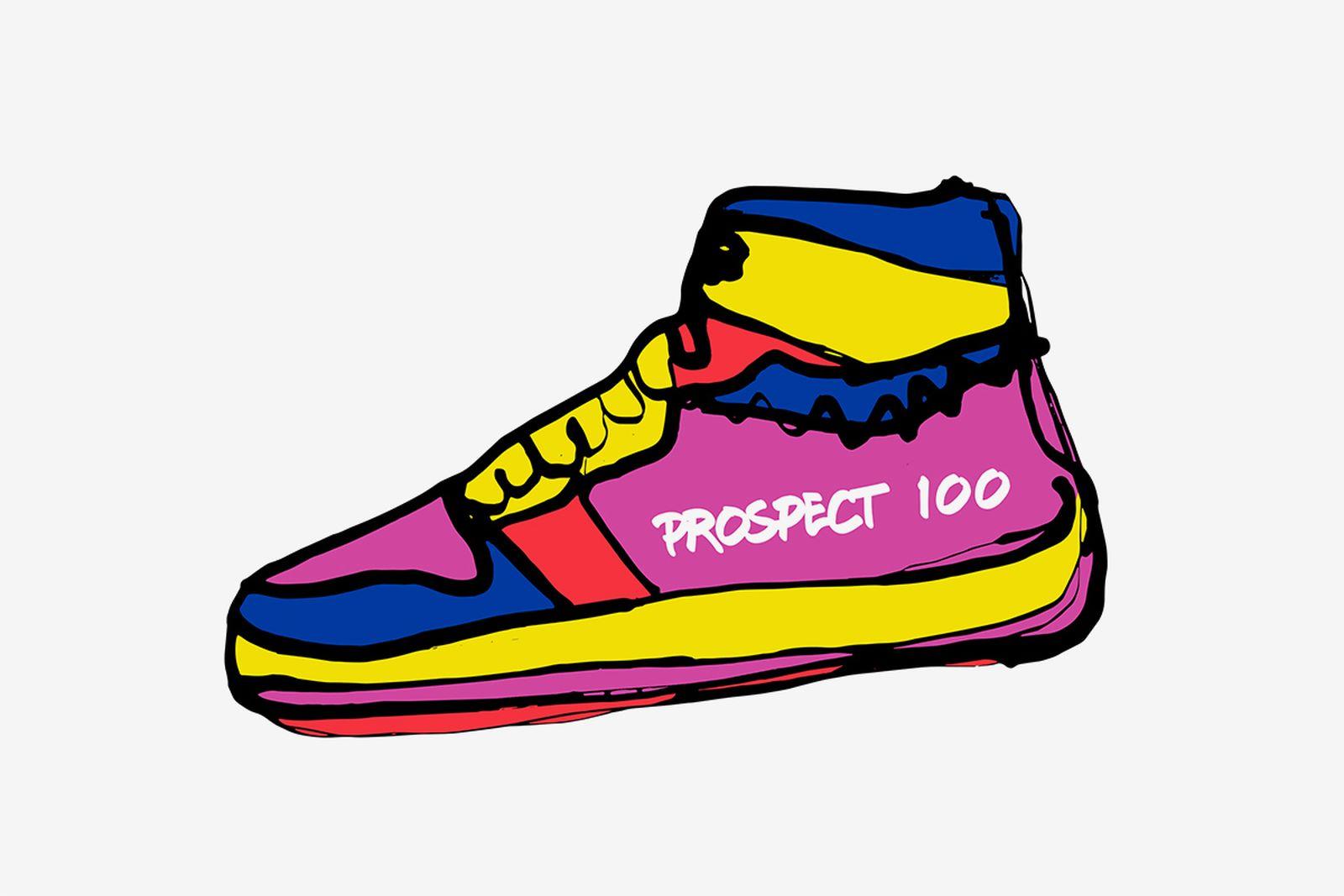 Prospect 100 Sneaker Design Competition