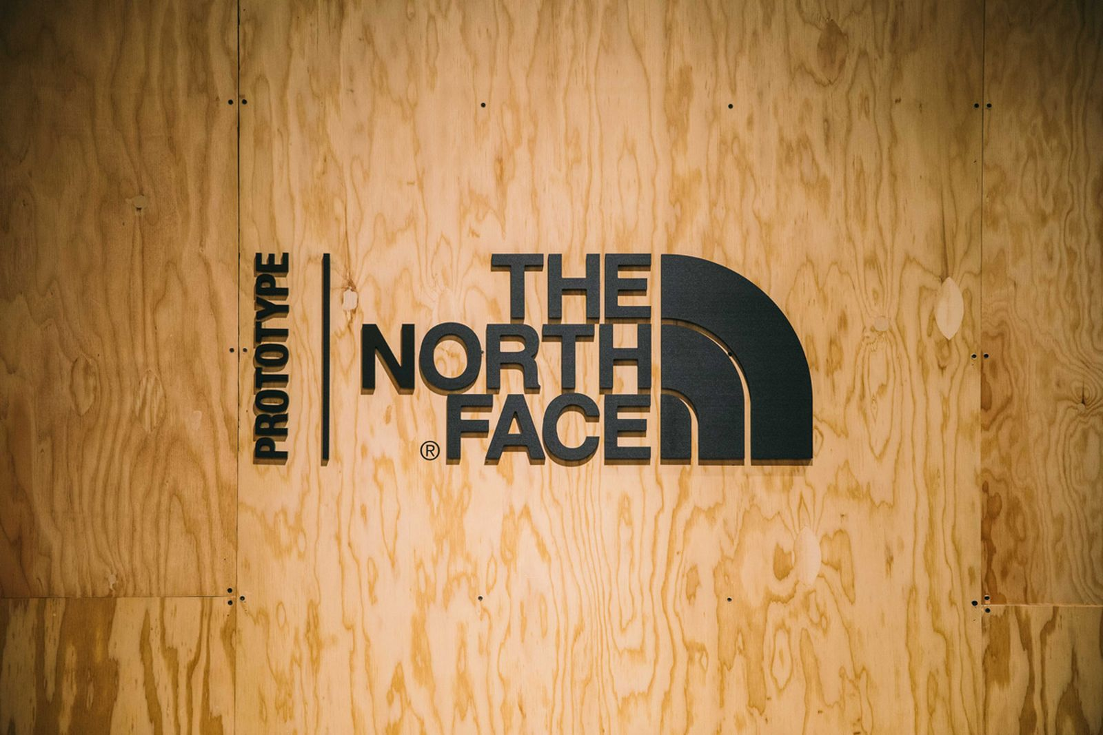 the north face prototype store the north face purple label