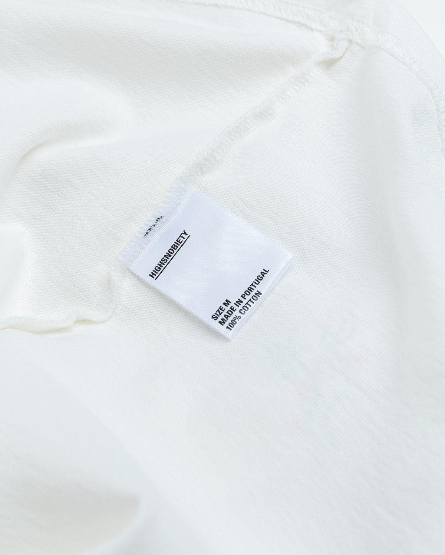 Highsnobiety x Keith Haring – White Longsleeve - Image 6