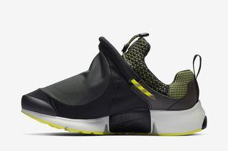acheter en ligne 82d74 8a35a COMME des GARÇONS HOMME Plus x Nike Air Presto Foot Tent ...