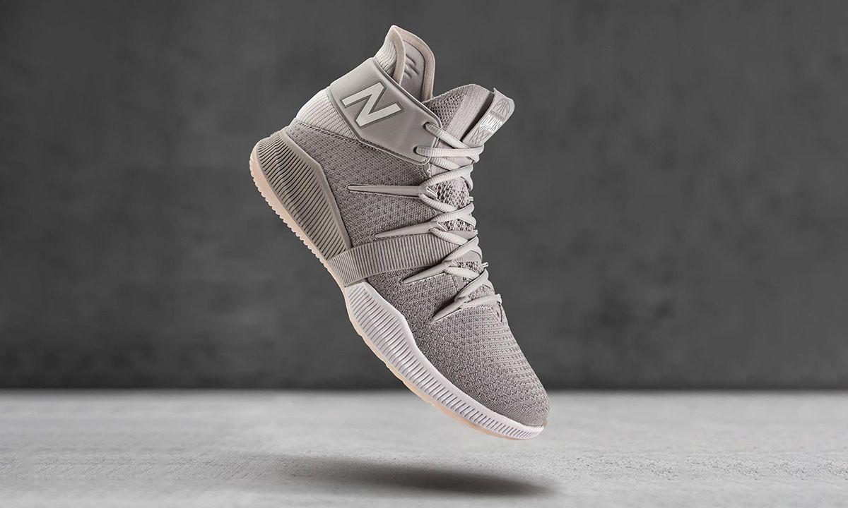 "Kawhi Leonard's Signature Sneaker Gets the ""New Balance Grey"" Treatment"