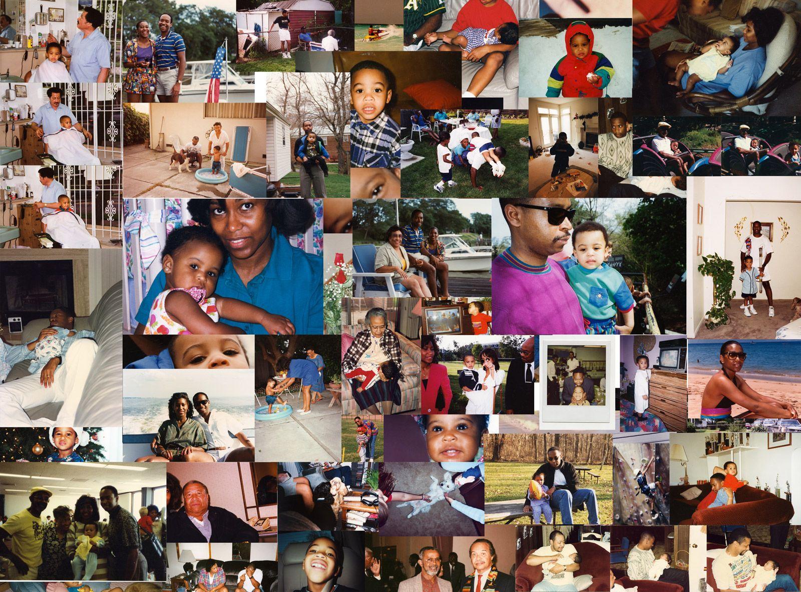 Cam Hicks photo collage