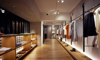 Take a Tour of Design Firm Wonderwall's Projects feat. A.P.C. & Uniqlo