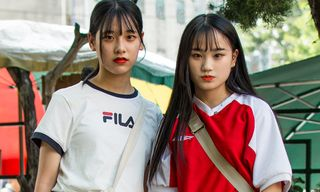 This Street Style Set Proves Once Again Seoul Always Has the Sauce