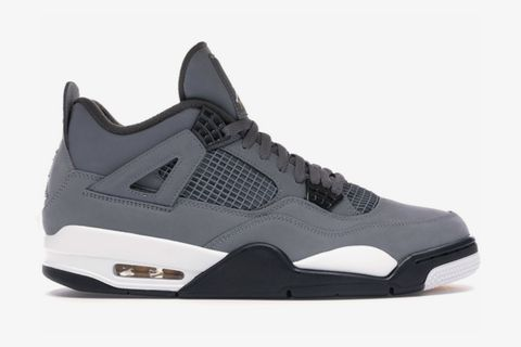"30193d5d The Classic ""Cool Grey"" Air Jordan 4 Is Back & It's Available Early at  StockX"