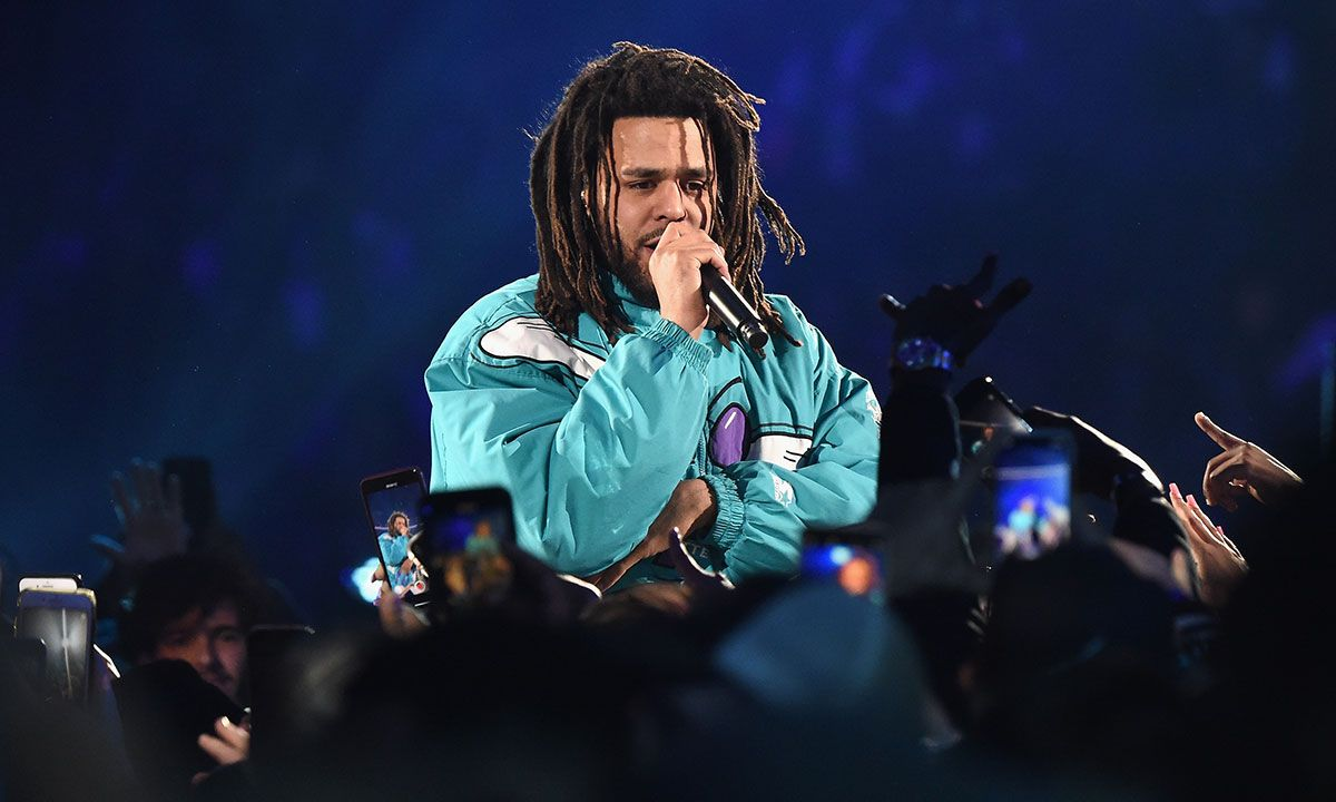 J. Cole Joins Protesters in His Native North Carolina