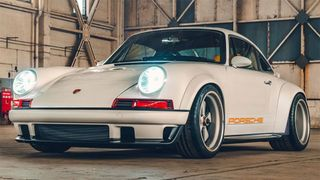 porsche 911 dls singer williams Williams Advanced Engineering singer vehicle design