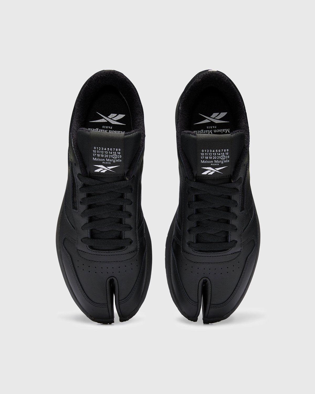 Maison Margiela x Reebok — Classic Leather Tabi Black - Image 7