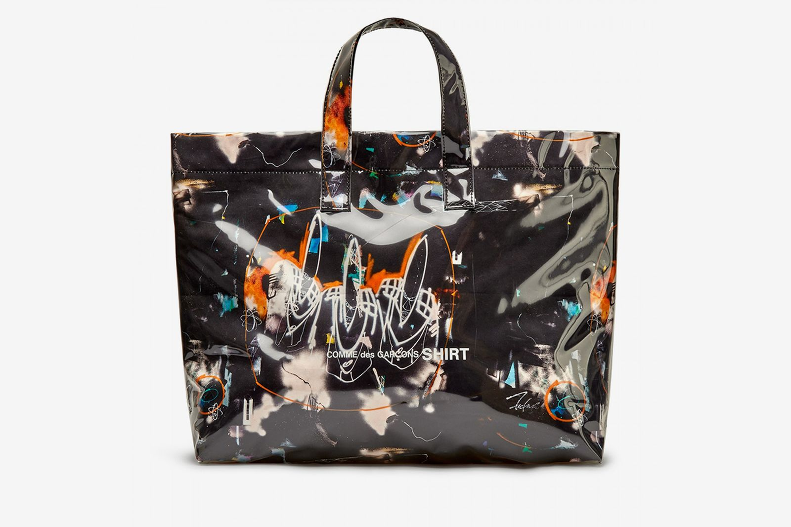 Futura x COMME des GARÇONS SHIRT bag