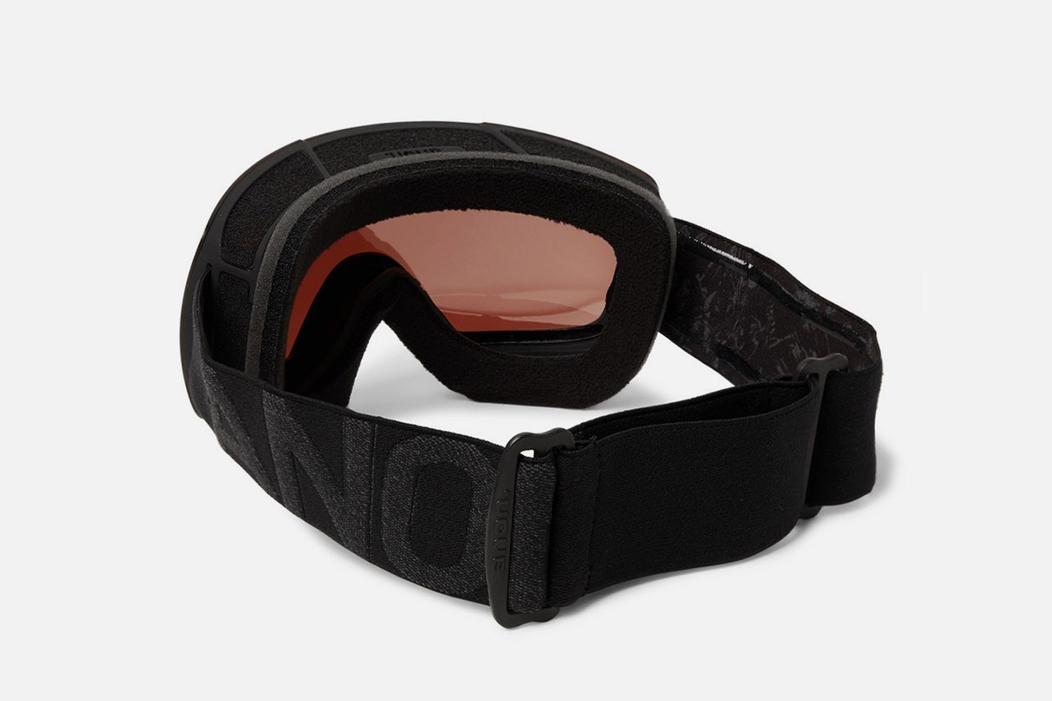 MIG Ski Goggles And Stretch-Jersey Face Mask