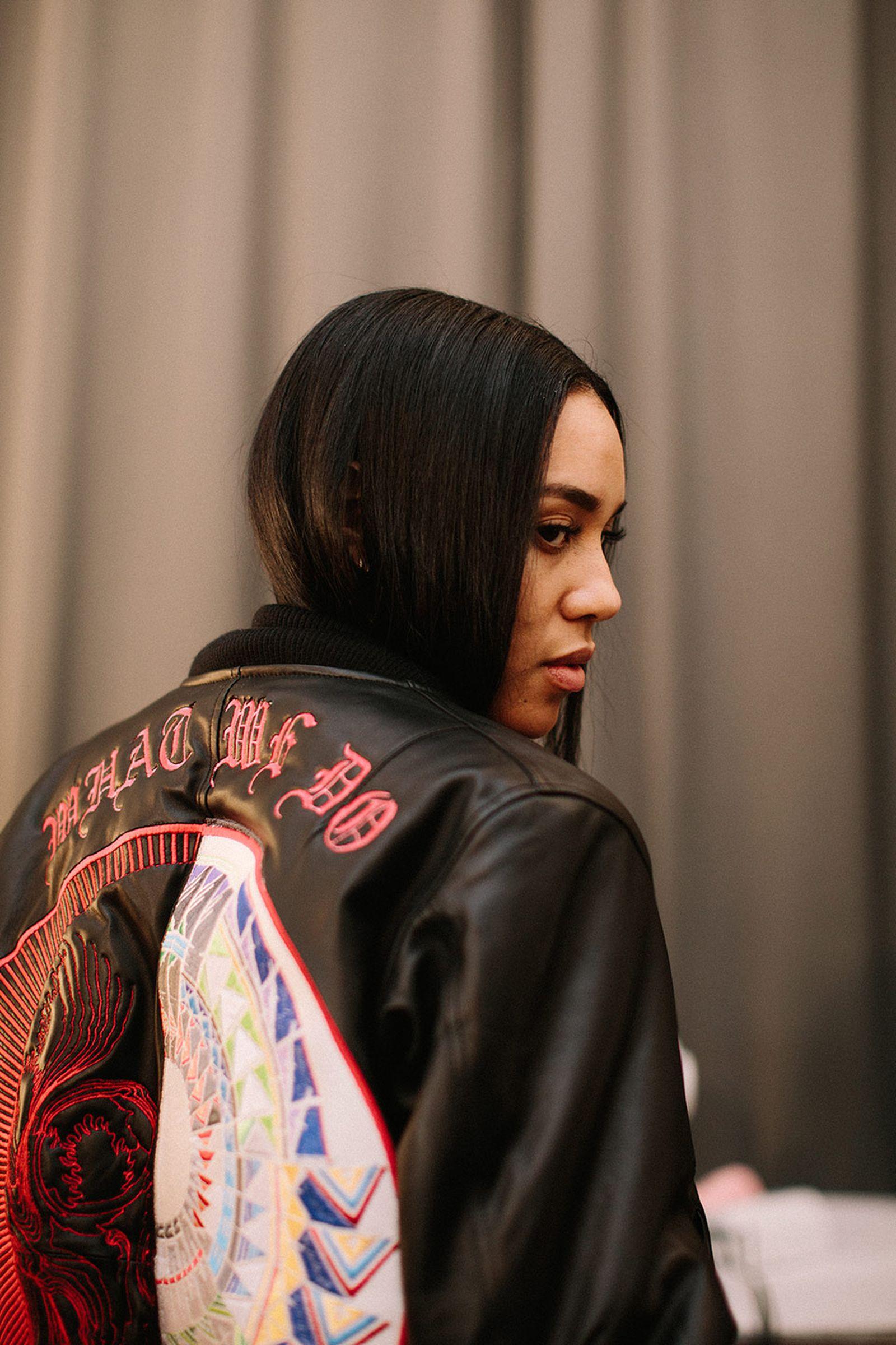 Clot Fall Winter 2018 Highsnobiety Backstage edison chen kevin poon new york fashion week