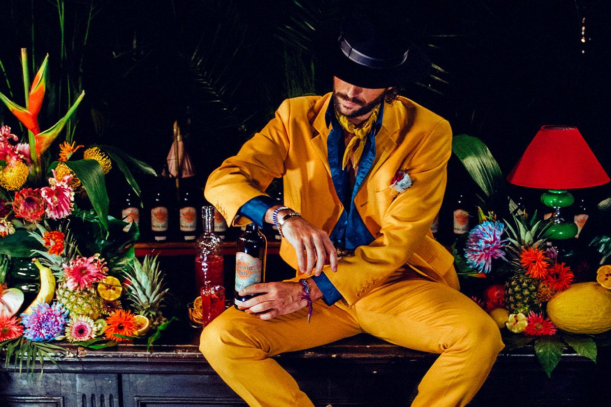Havana Club x Pigalle's Capsule Collection Is A Love Letter to Cuba
