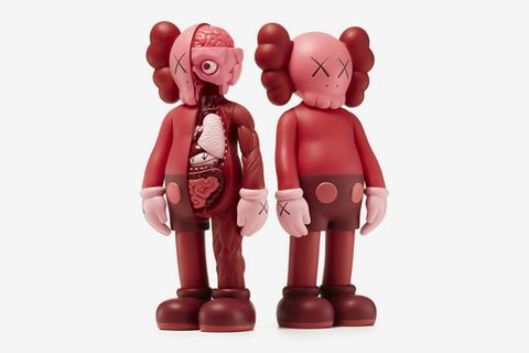 kaws blush companion re release kaws companion
