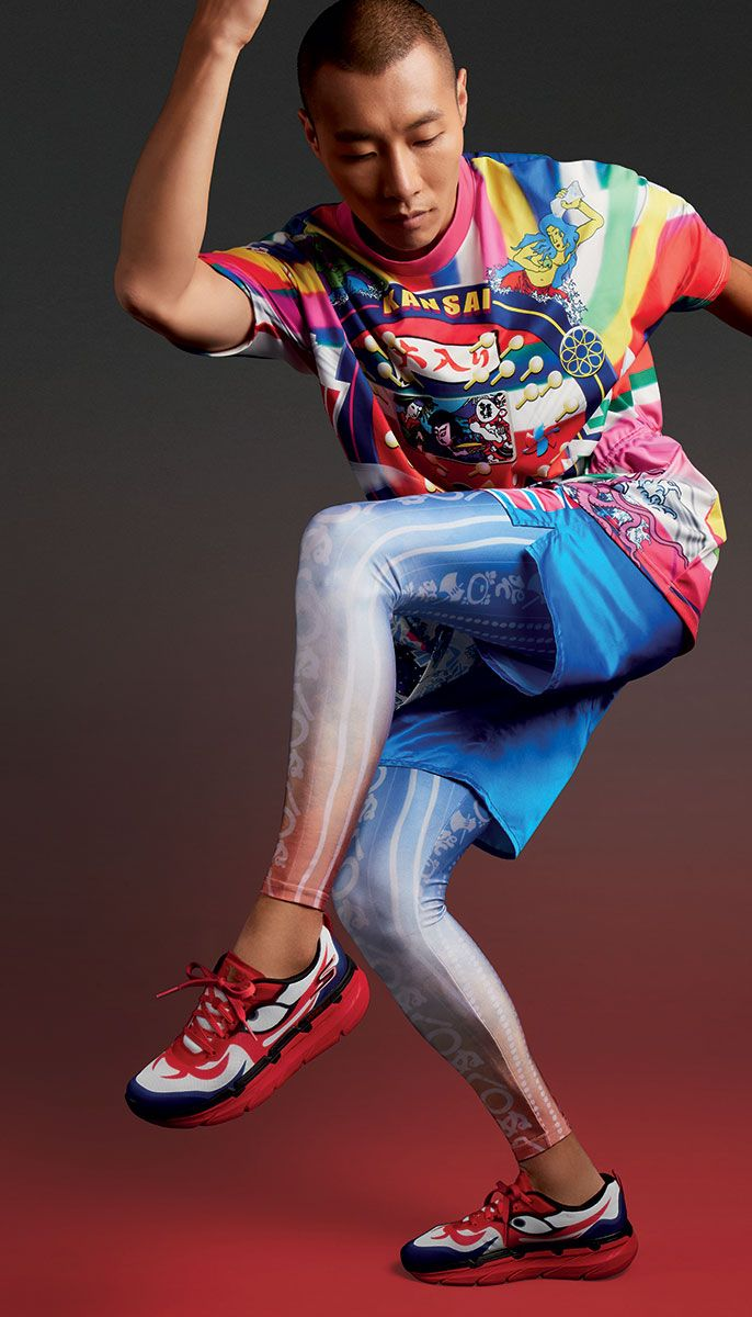 Kansai Yamamoto x Skechers Caught Us Off Guard, But That's Not a Bad Thing