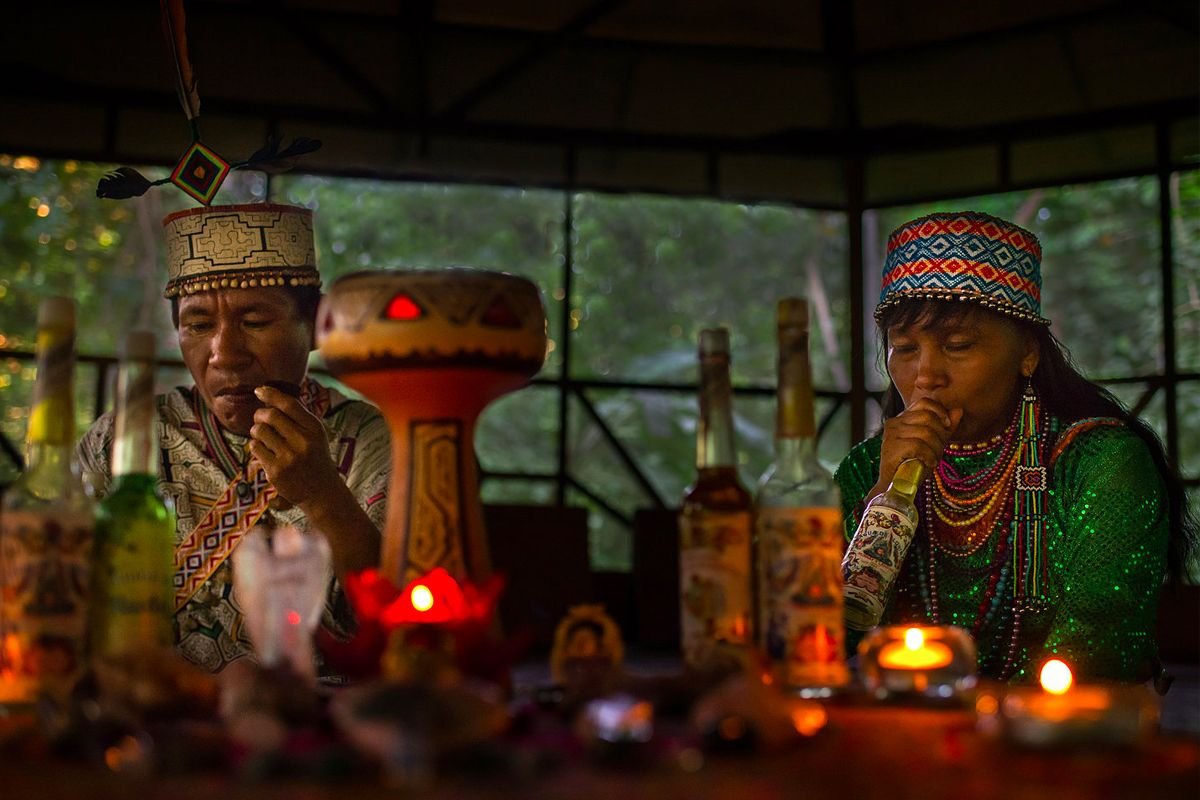 Ayahuasca: Why It's a New Age Spiritual Scam   Highsnobiety