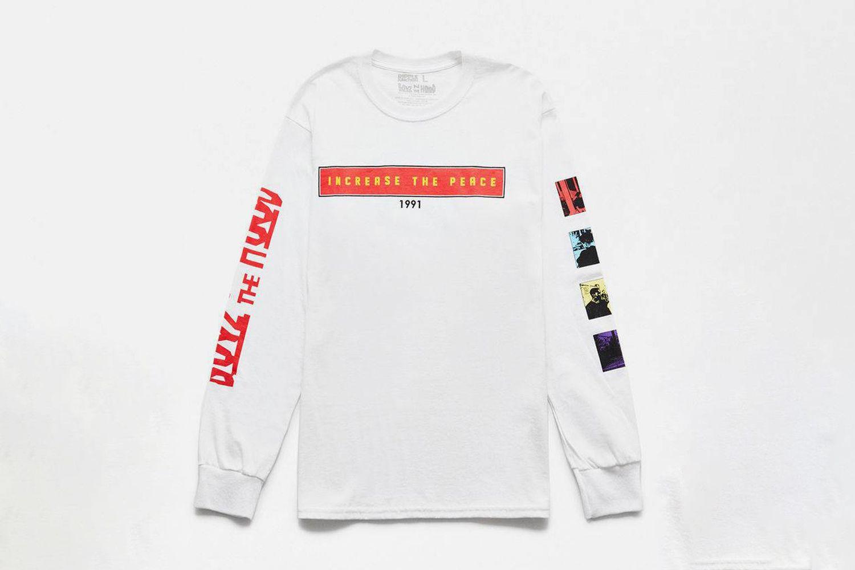 Boyz N The Hood Increase Peace Long Sleeve T-Shirt