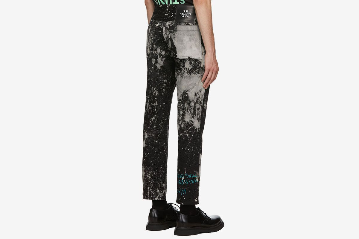 Bleach Jeans