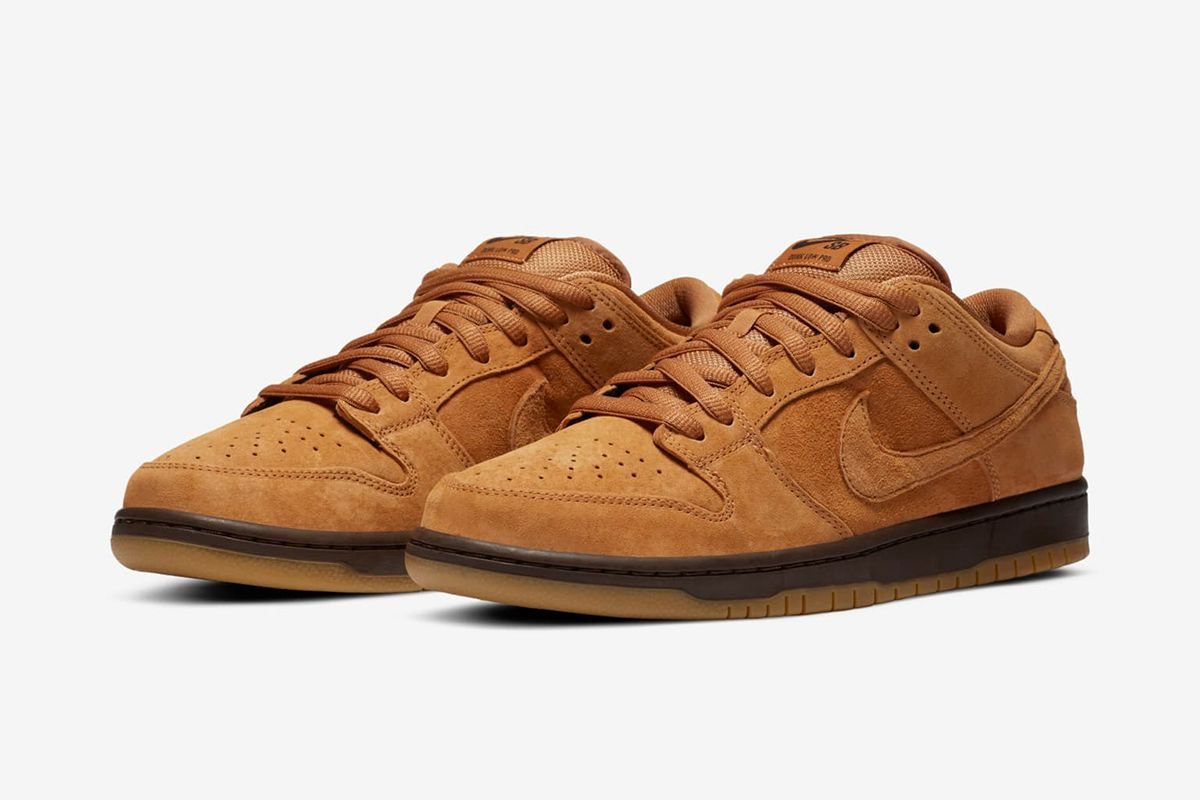 Nike SB Dunk Low Wheat Release Date Price 3