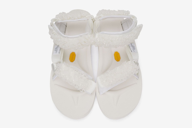 Maria Beaded Sandals