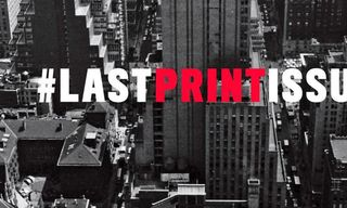 Newsweek's Last Print Cover Features A Hashtag
