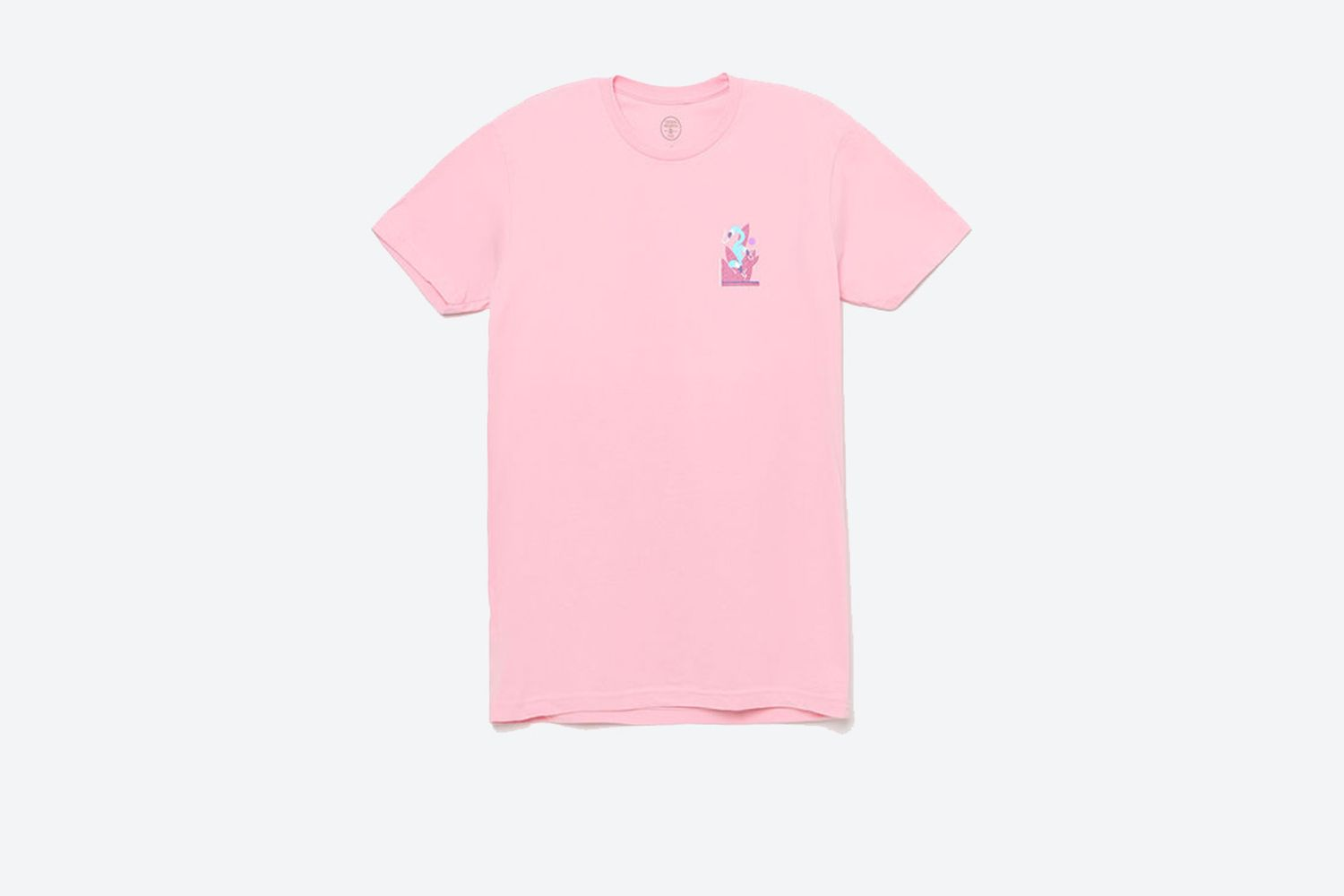 Worth Flamingo Pink T-Shirt