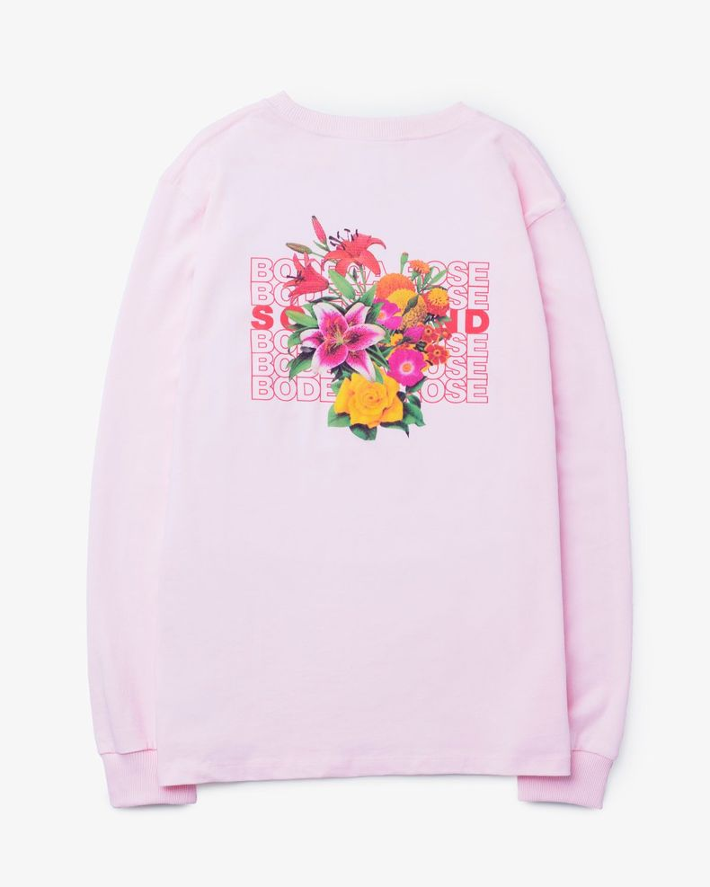 Soulland — Boas L/S Pink