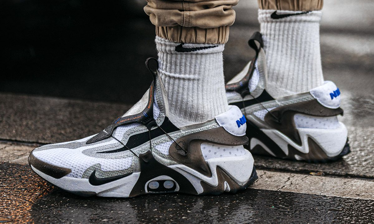 Chunky Sneakers Are Still All the Rage in the Streets of Paris Fashion Week
