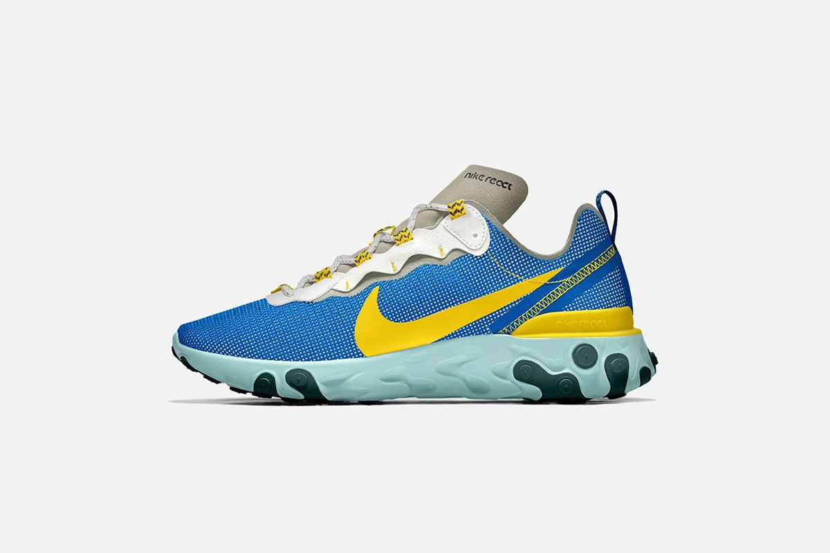 Nike's React Element 55 Will Soon Be Available for Customization