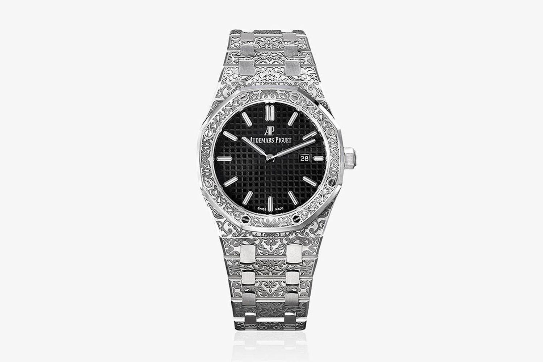 Grande Fleur Royal Oak Watch