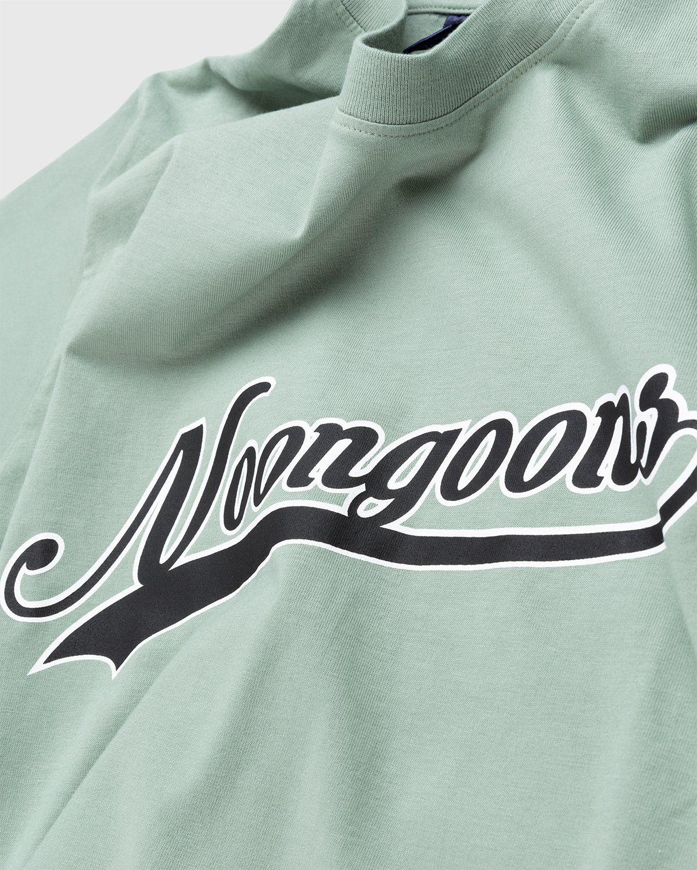 Noon Goons – Co-Ed T-Shirt Green - Image 3