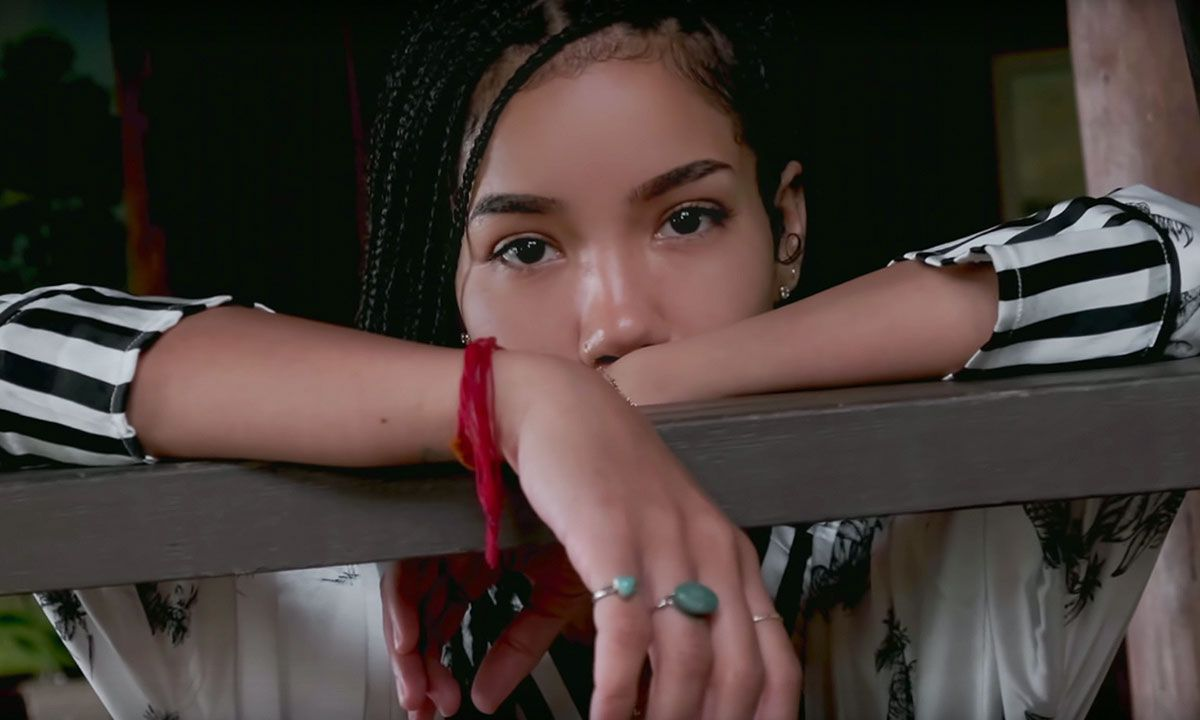 """Jhené Aiko Taps Her Ex Big Sean For Breakup Track """"None of Your Concern"""""""