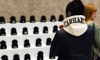 An Exclusive Look Inside The Carhartt WIP Archives Book Launch
